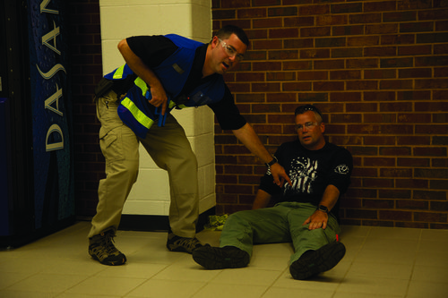 Active Shooter Drill 2