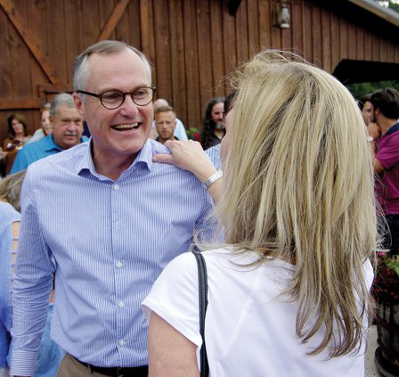 Casey Cagle and Molly Cooper