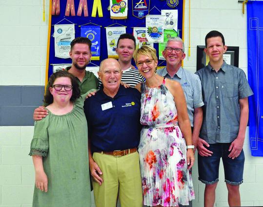 Rotary Club of Forsyth County