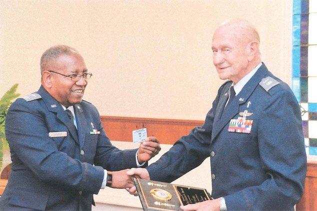 Ch. Lt. Col. Gene Brown