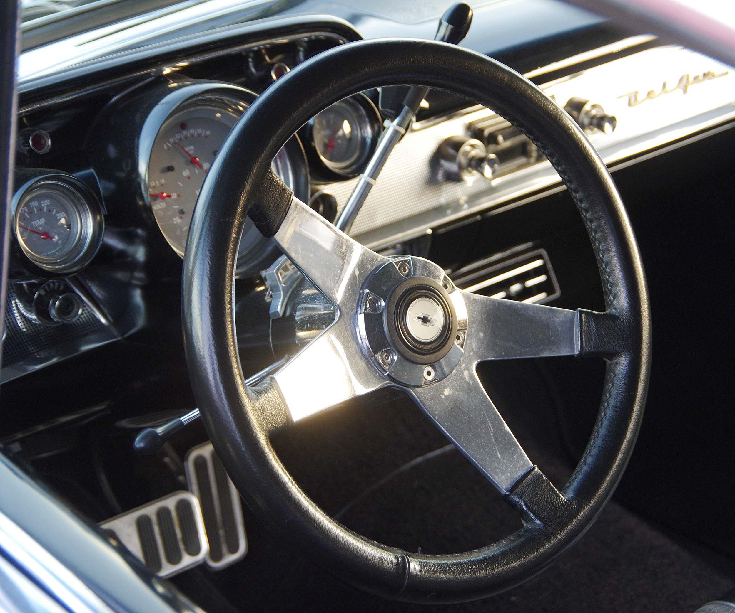 Custom interior