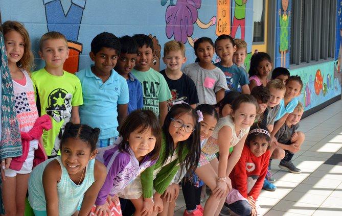 FCN Settles Bridge Elementary School 100318