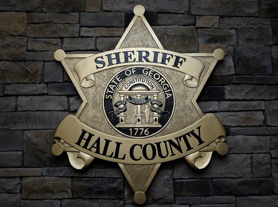 Hall sheriff