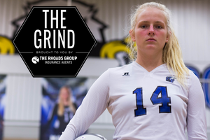 The Grind: Molly Bergin, South Forsyth High School Volleyball
