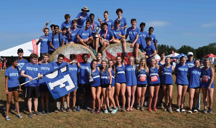 south cross country 2018