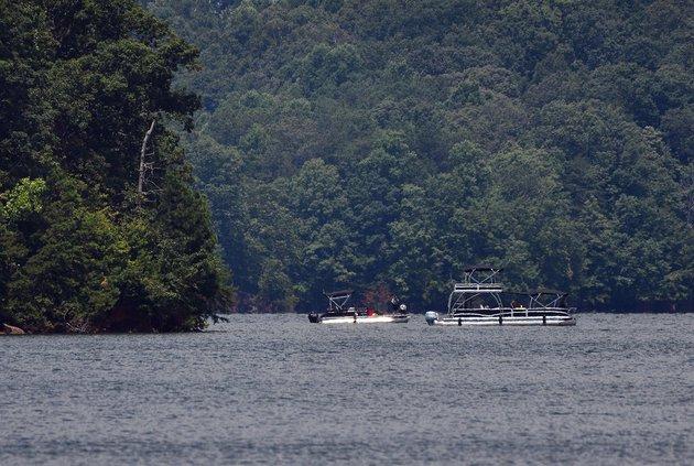 Lake search