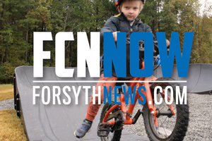 FCN Now: Kemp stops in Forsyth County, trial begins for accused dog killer and new bike park opens