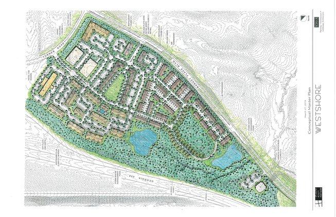 Westshore development