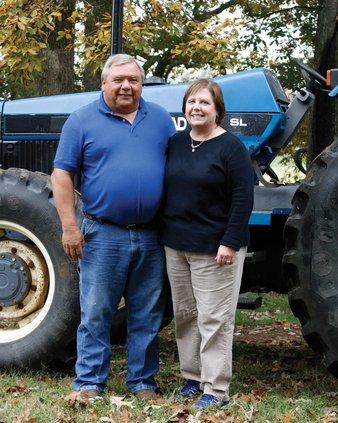 FCN Dennis and Denise Cantrell Farm Family 2 110718