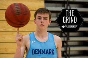 The GRIND: Sutton Smith, Denmark High School Basketball 2