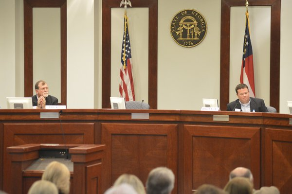 District 1 Board of Education debate