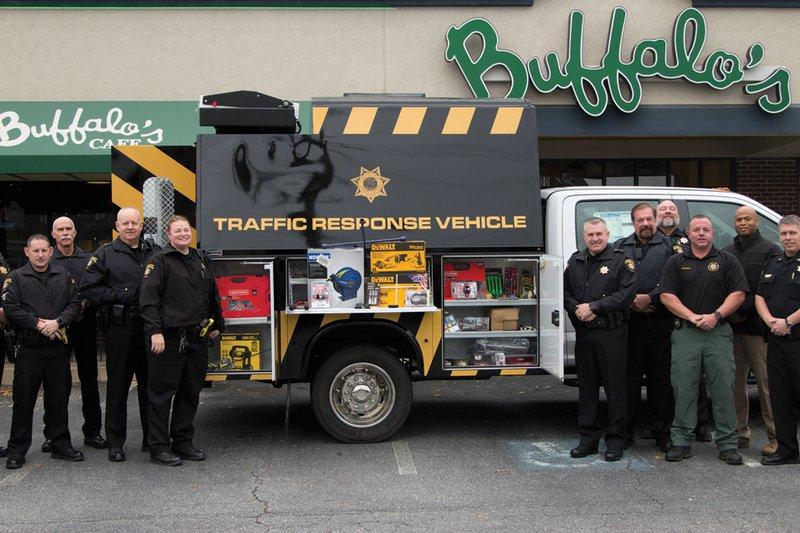 FCN Traffic Response Vehicle 123018