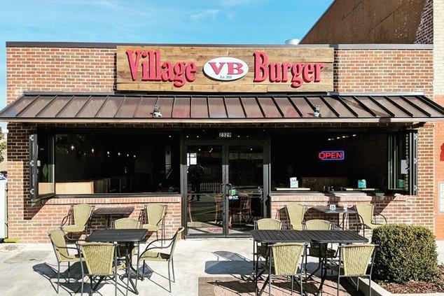 Village Burger 1 020119