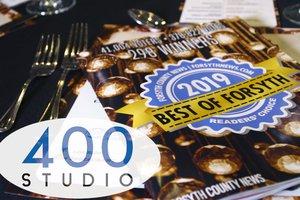 400 Studio:  2019 Best of Forsyth awards ceremony recap