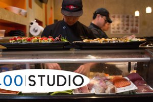 400 Studio: Fusing the traditional and exotic through the art of sushi