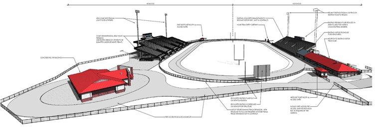 Forsyth Central New Stadium 1 022719