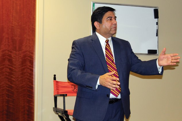 Indian Community in Forsyth County Forum 1 030119