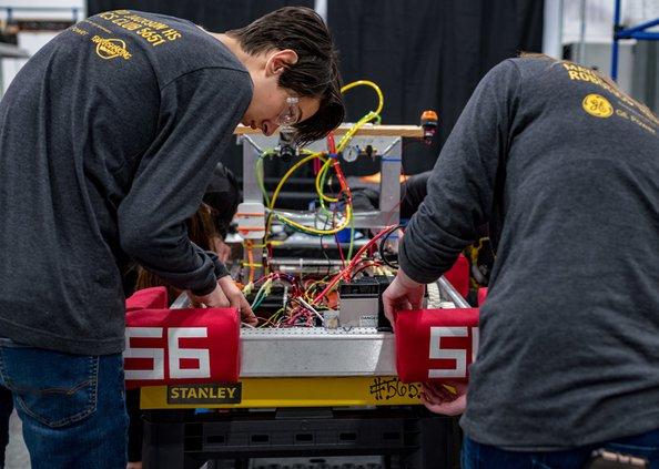 FIRST Robotics 6 040319 web
