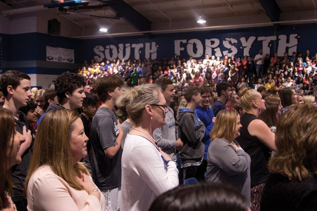 South Forsyth Middle