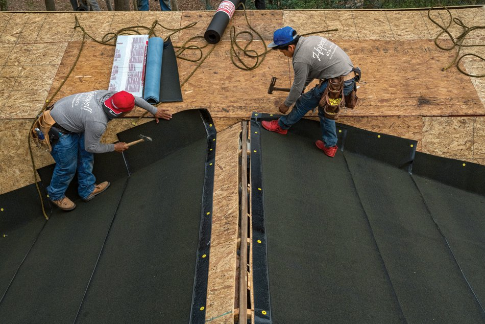 Such A Blessing Forsyth County Roofing Company Stepped In To Help A Couple In Need Forsyth News