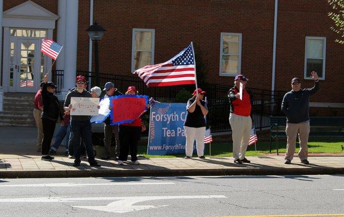 Forsyth County Tea Party 2 041719 web