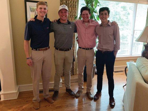 Joe Dumphy Memorial Golf Scholarship 1 052919 web