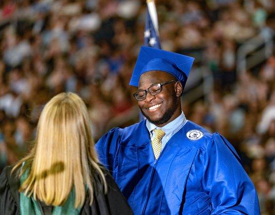 South Forsyth High School graduation