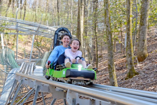 Georgia Mountain Coaster