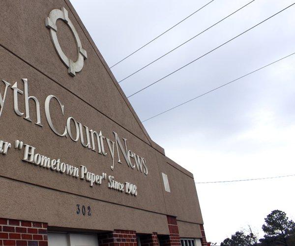 FCN Forsyth County News Building