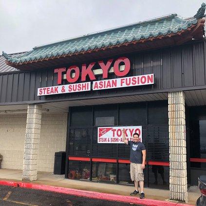 Tokyo Steak and Sushi