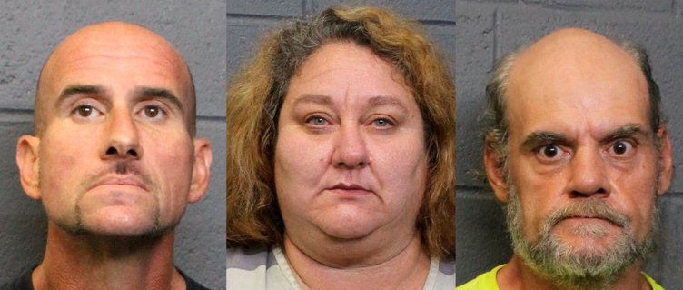 Dickerson Road drug arrest