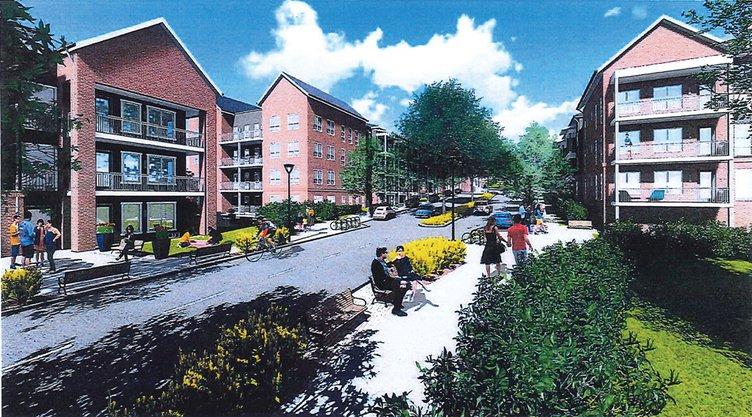Hospital development