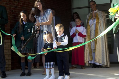 Pinecrest Lower School Opening 2