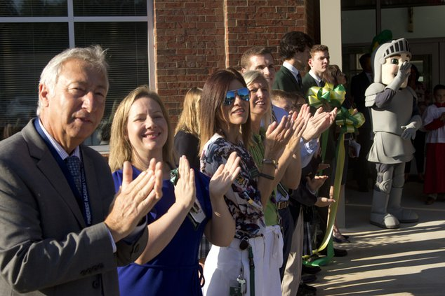 Pinecrest Lower School Opening 1