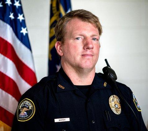 Chief David Marsh