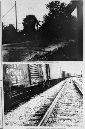 1970 train wreck