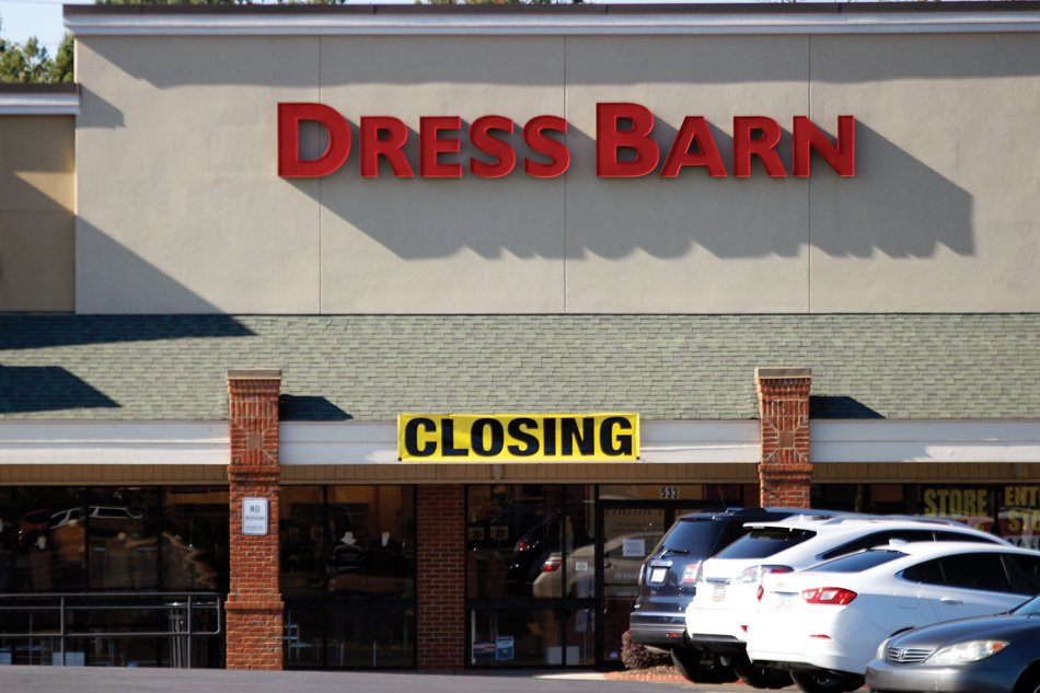 Cumming Location Of Women S Clothing Chain Starts The Process Of Closing Forsyth News