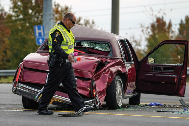 How To Find Out About Recent Car Accidents >> 1 Dead After Three Car Collision On Buford Highway Forsyth