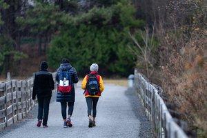 Warrior Hikers