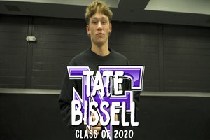 North Wrestling Tate Bissell
