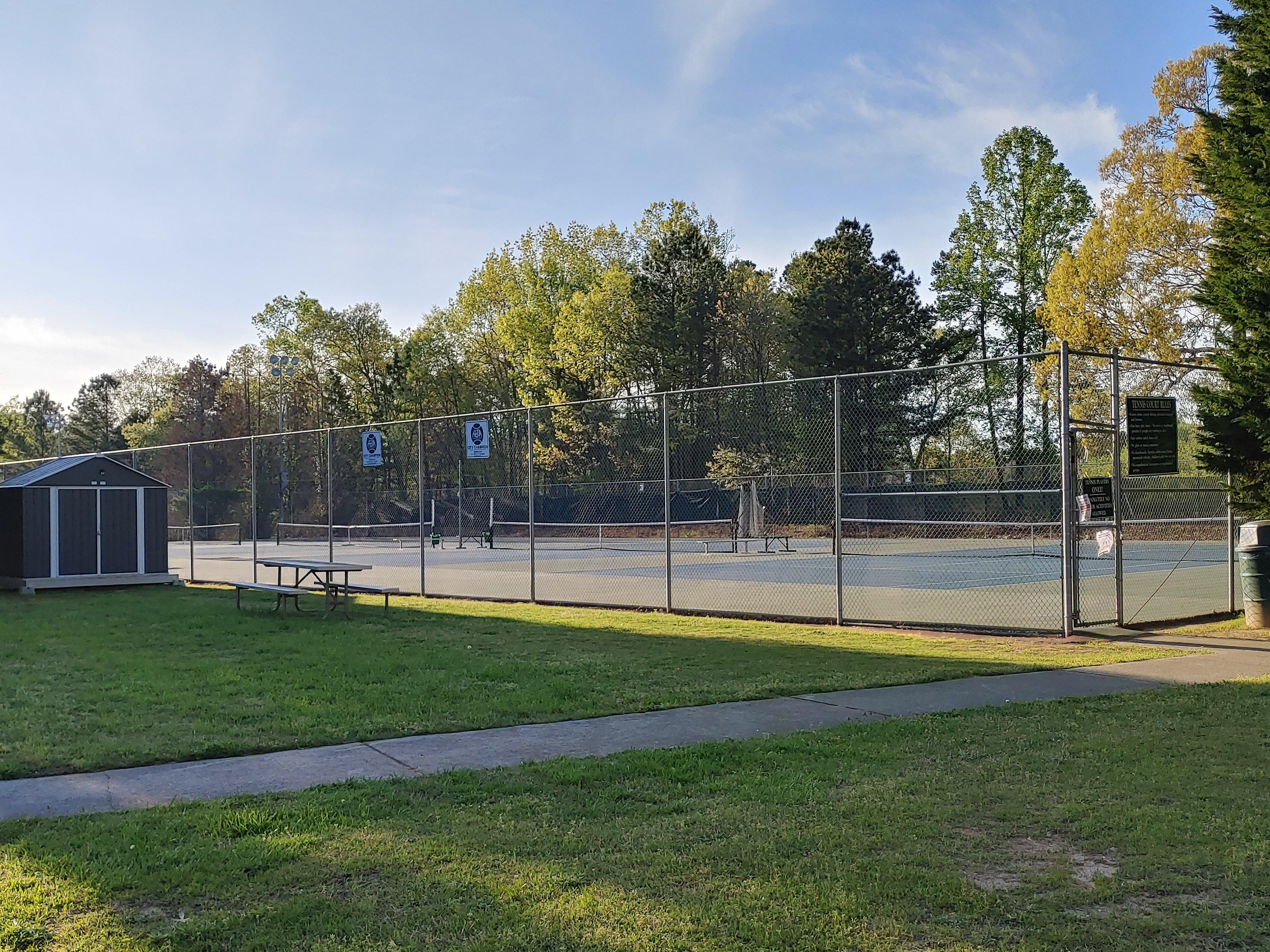 Sharon Springs Tennis