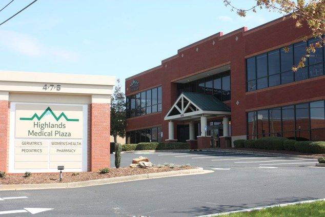 Georgia Highlands Medical Services