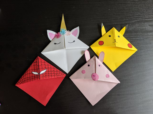 How To Make an Origami Fortune Teller - YouTube | 480x640