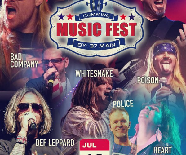 Cumming Music Fest 2020
