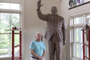 John Lewis Statue