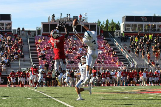 Football: Denmark shut out by GAC in opener