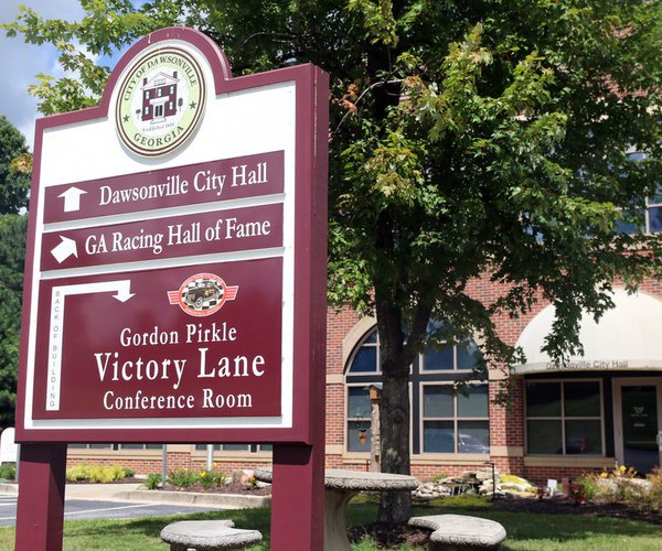 Dawsonville City Hall