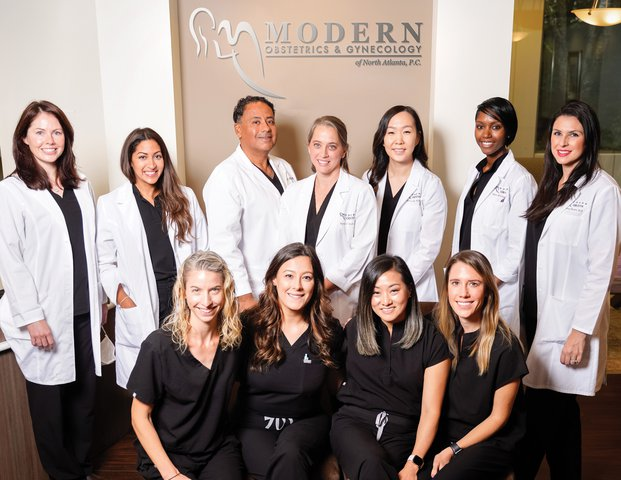 Modern Obgyn Celebrates 10 Years Of Personalized Obstetrics Gynecological Care Forsyth News