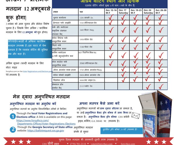 Hindi Voting Info