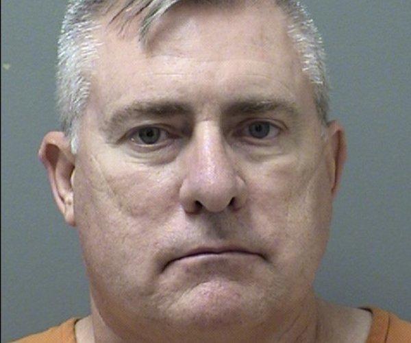 Grady Sanford Arrest